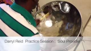 Darryl Reid Practice Session
