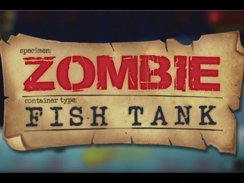 Zombie fish tank zombie fish tank ipad app review for Zombie fish tank