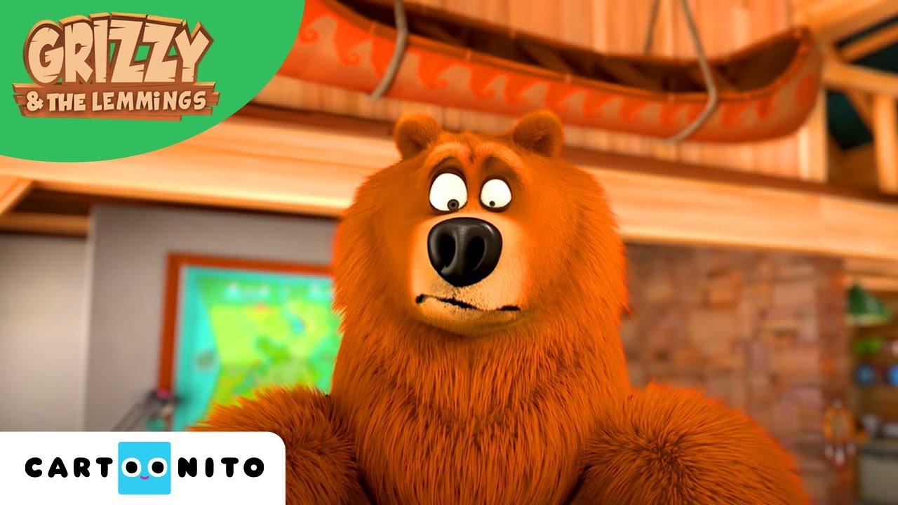 Download Grizzy és a lemmingek | A robotok támadása | Boomerang