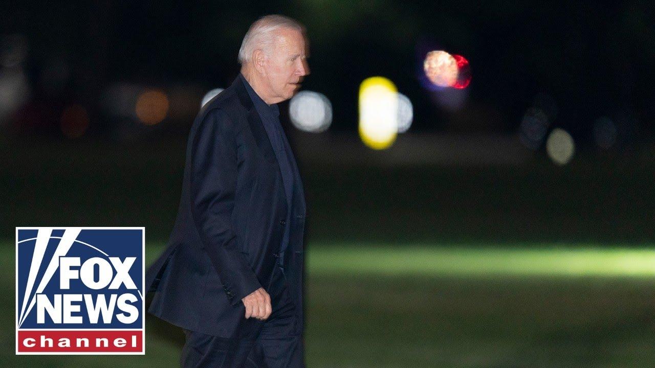 GOP Congressman calls on Biden to undergo a cognitive test