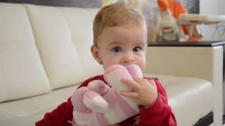 VLOG ребенку 1 год и 2 месяца. Навыки.
