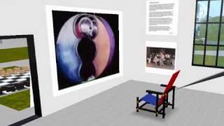 90 Jahre Bauhaus - Dessau - Triadic Ballet - Gropius