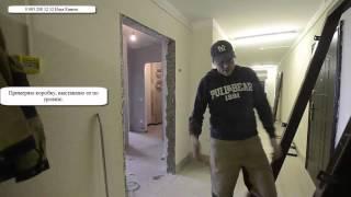 видео ремонт металлических дверей в спб