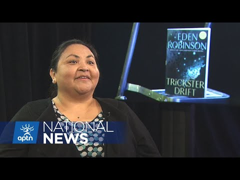 Eden Robinson: Taking the literary world by storm | APTN News