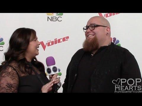 The Voice Interview: Jesse Lars Team Adam Levine