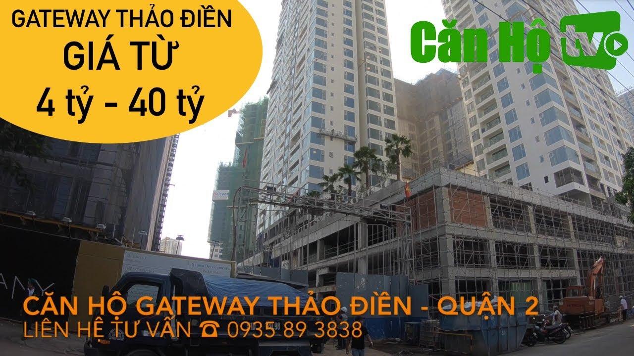 Dự án căn hộ GATE WAY THẢO ĐIỀN, Quận 2 🌍 https://canhotv.com/