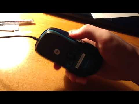 Миша Aula Tantibus USB Black (6948391211688)