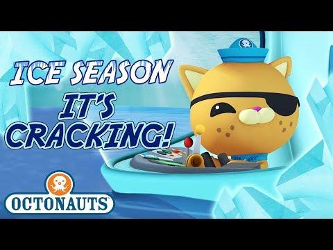 Octonauts - It's Cracking!   Ice Season