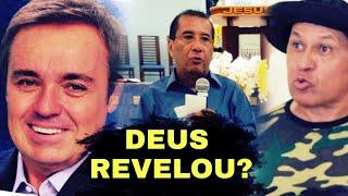 Gambar cover Teria Deus revelado a partida de Gugu? + Testemunhos do cantor júnior