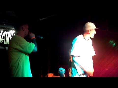 White Cheddar, 5AM, Kryptik Live