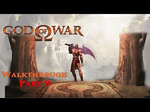 God of War Walkthrough Part 9 - The Blade of Artemis