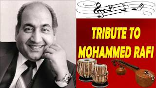 Download Mohammed Rafi (Tribute) MP3 song and Music Video