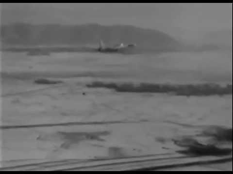F9F Panther Napalm Strike Korean War