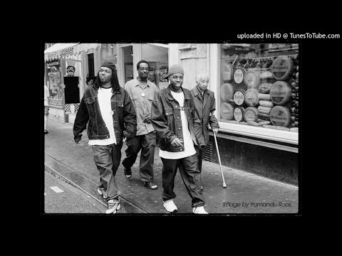 Slum Village - Hoes (Original Version) (Rare)