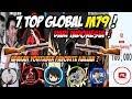 7 TOP GLOBAL M79 DARI INDONESIA 🇮🇩 ! Jago Banget 😯 #7faktaamaygt #m79