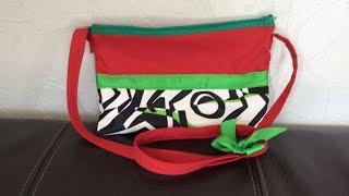 e98f0886dd Tuto sac à bandoulière ~Couture Stefellya