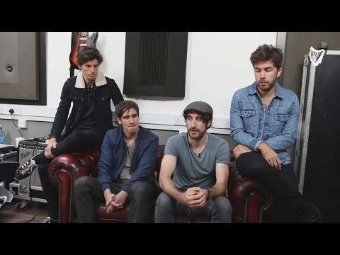 VIDEO: The Coronas take Barry Egan track-by-track through new album Trust the Wire