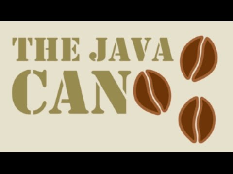 The Java Can Field Barista!