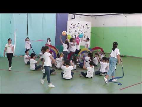 Musica per gioco, classe 3^ primaria