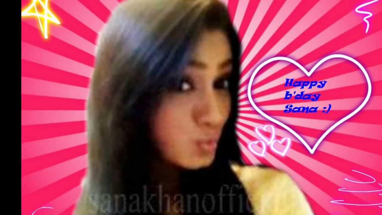 Happy Birthday Princess Sana Khan :)