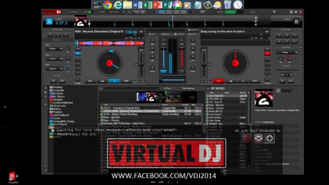 Virtual DJ 8 [Educational Video Preview] May 2014