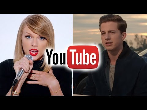 Top 10 Most Viewed Music Videos