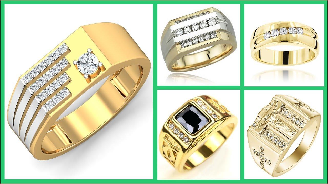 Finger Ring For Men Engagement Ring Finger For Men Best Gold