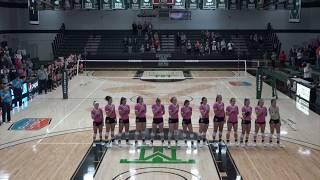 Oredigger Volleyball Vs Carroll College 10 2 2019