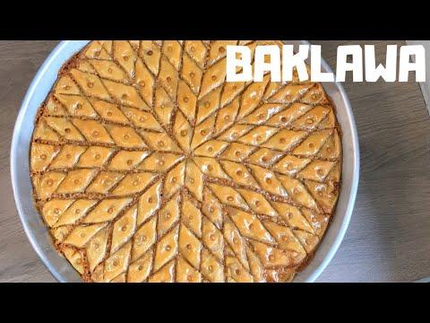 baklawa-fait-maison---je-vous-montre-tout
