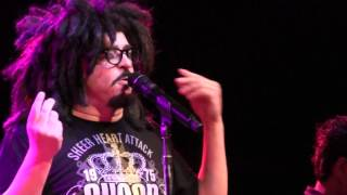 Counting Crows perform at the 14th Annual NON-COMMVention in Phiald...