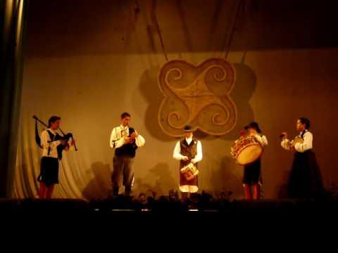 """""""Zaloira"""" Concurso Xacarandaina 2009 (Rumba para S..."""
