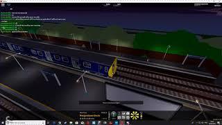 SCR Roblox Benton To Greenslade:Waterline New Class 508