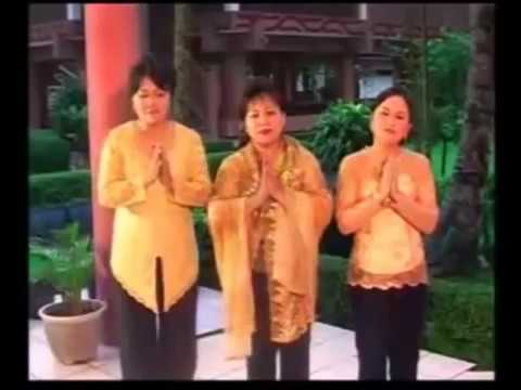 Lagu Daerah Minahasa -  Opo Wananatas