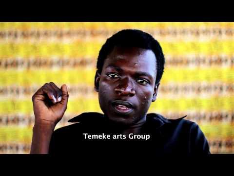 Meet the Artist - Ramadhani Malick - Actor - Dar Es Salaam (n.18)