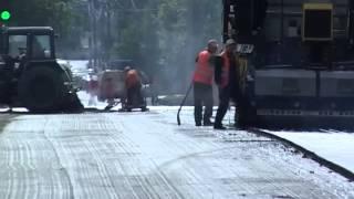 В Кузнецке завершился ремонт основной автомагистрали города