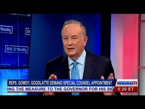 Bill O'Reilly on Steel Tariffs, Sanctuary Cities & More