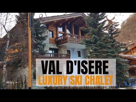 Val d'Isere Luxury Ski Chalet