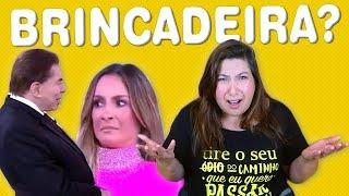 Cultura do Assédio: O Machismo de Silvio Santos com Claudia Leitte no Teleton