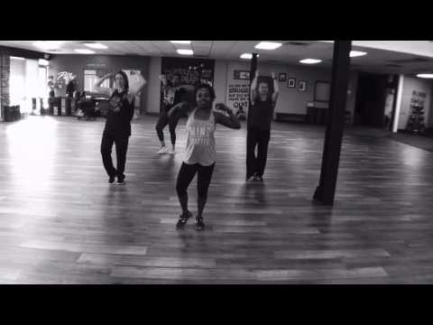 M. Nicholson Hip Hop Fitness - Work By Rihanna