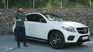 Review Mercedes Benz Gle Coupe - Merita cumparat?