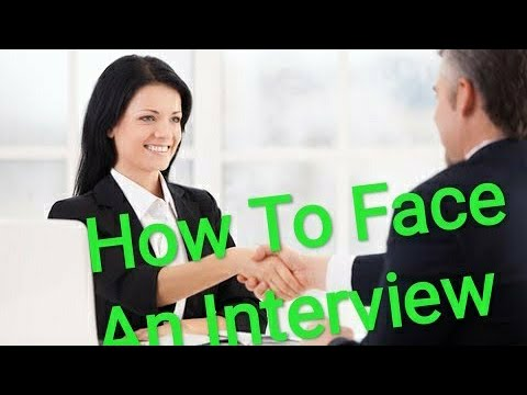 How To Face An #Interview For A Safety Officer/HSE Job.