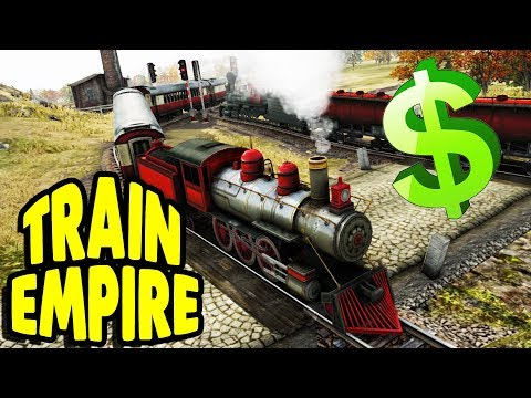 $1,000,000 MONEY TRAIN, Let's get RICH!   Mashinky Gameplay (Welcome Sponsors!)
