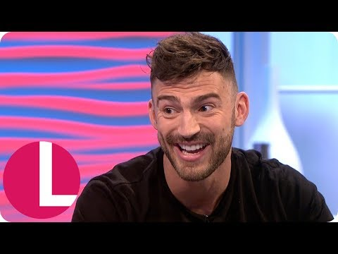Jake Quickenden Is Strapping on His Skates for Dancing on Ice! | Lorraine