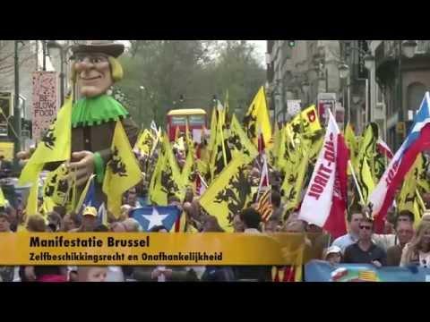 Mark Demesmaeker gaat met N-VA voor een sterk Vlaanderen in een sterk Europa