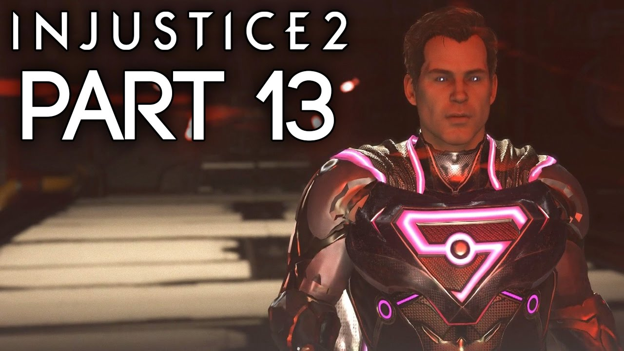 Download The Image Of The Evil Superman With Black Suit: Let's Play (Story)