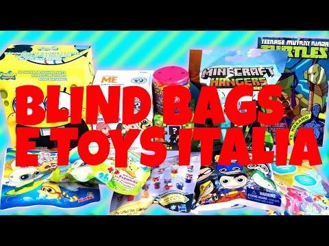 ANNUNCIO!!! BLIND BAGS E TOYS ITALIA!!!  Vi unite a noi?? ^^