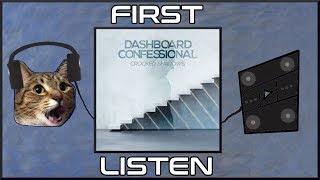 DASHBOARD CONFESSIONAL - CROOKED SHADOWS | FIRST LISTEN (NEW ALBUM REVIEW)