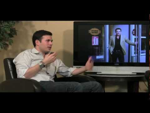 """The Bitcoin Show - 055 - Nick Flower and Robert Taylor, actors: """"The Good Wife"""""""