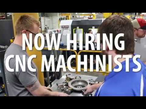 Crane Pumps - CNC Machinist Recruitment