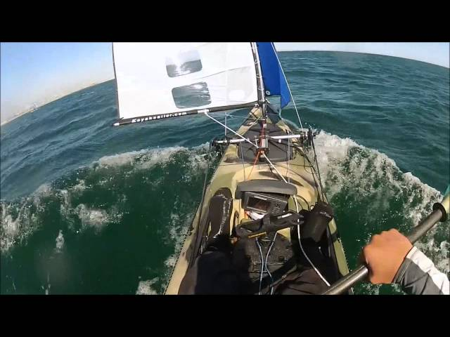 KayakSailor Adventure # 2 Trident 15